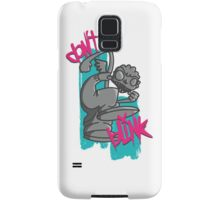 Don't Blink (182) Samsung Galaxy Case/Skin