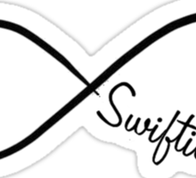 Taylor Swift - Swiftie Sticker