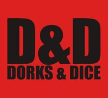 D&D - Dorks & Dice by TWCreation