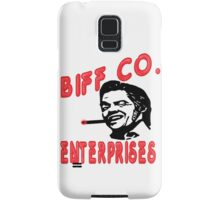"""He's a butthead just like his old man was"" Samsung Galaxy Case/Skin"