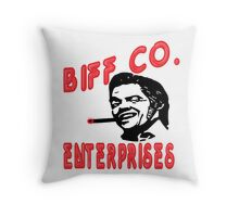 """He's a butthead just like his old man was"" Throw Pillow"