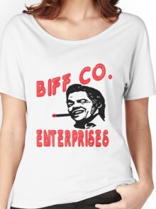 """""""He's a butthead just like his old man was"""" Women's Relaxed Fit T-Shirt"""