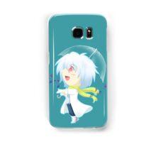 Clear Chibi Samsung Galaxy Case/Skin