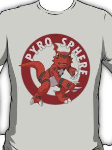 Pyro Sphere T-Shirt
