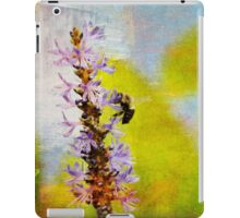In the solitude of a dream iPad Case/Skin