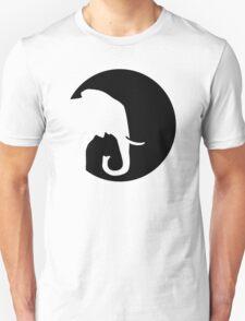 Elephant moon Unisex T-Shirt