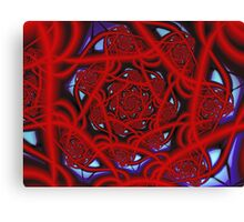 Red 11 Canvas Print