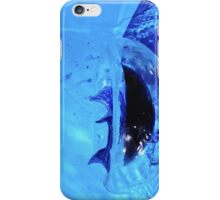 Dolphin in a small world iPhone Case/Skin