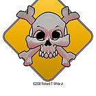 Skull Sign by SEspider