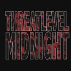 Threat Level Midnight by D. Isbell
