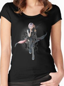 Lumina - Please be my better Soul²~ Women's Fitted Scoop T-Shirt