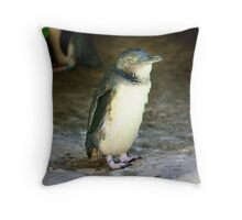 Pengu Throw Pillow