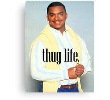Carlton Thug Life Metal Print