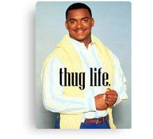 Carlton Thug Life Canvas Print
