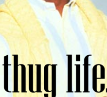 Carlton Thug Life Sticker