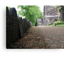 Aston Parish Church #2 Metal Print