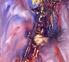 Jazz Miles Davis ELECTRIC 3 by Yuriy Shevchuk