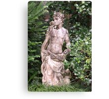 Greek Statue Canvas Print