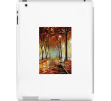 Golden Park — Buy Now Link - www.etsy.com/listing/156914623 iPad Case/Skin