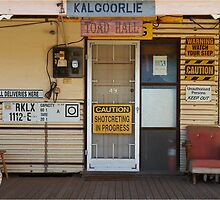 Toad Hall ... Kalgoolie by Malcolm Heberle