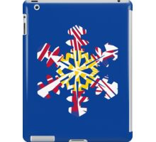 Colorado Tribal Flake iPad Case/Skin