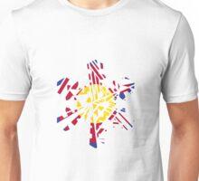 Colorado Tribal Flake Unisex T-Shirt