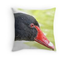 My Mate Malcolm Throw Pillow