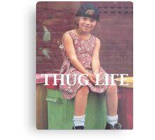 Olsen Twin Thug Life Metal Print