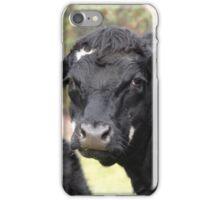 A kind face iPhone Case/Skin