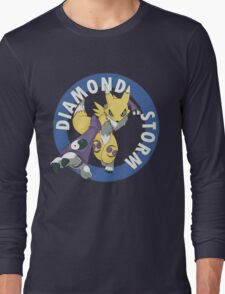Diamond Storm Long Sleeve T-Shirt