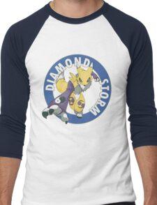 Diamond Storm Men's Baseball ¾ T-Shirt