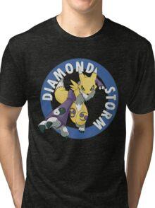 Diamond Storm Tri-blend T-Shirt
