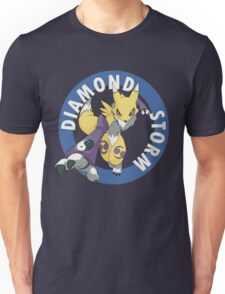 Diamond Storm Unisex T-Shirt