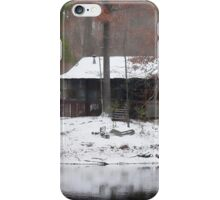 Heaven on earth Rustic Cabin Print, Poster, Cases, Skin, Tote, Pillow iPhone Case/Skin