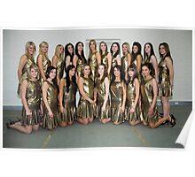 Miss Italia-Australia Finalist 2008 Poster