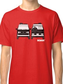 ROAM  Syncro 4x4 Dirtbag Motel Classic T-Shirt