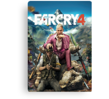 Far Cry 4 Canvas Print