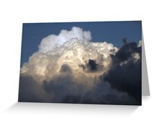 Cloud Study No. 9 Greeting Card