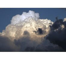 Cloud Study No. 9 Photographic Print