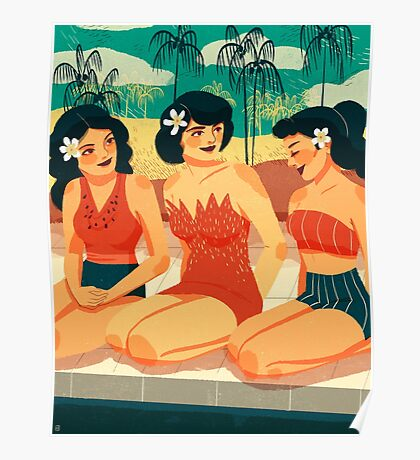 Pool Bums Poster