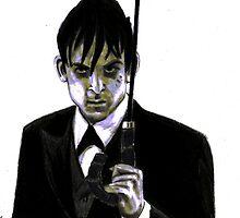 Gotham Oswald Cobblepot Robin Lord Taylor by JennaJ