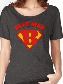 Beer Man Women's Relaxed Fit T-Shirt