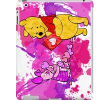 Pooh & Piglet Valentine iPad Case/Skin