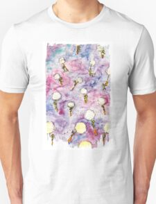 Dandelion, where you want to go? T-Shirt