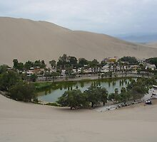 Oasis Huacachina by jeffro796