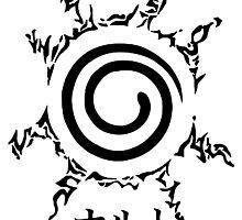 Naruto  by Henneko