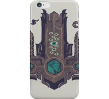 The Crown of Cthulhu iPhone Case/Skin