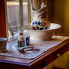 1800's Barber Shop by Jay Stockhaus