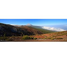 Teide Photographic Print