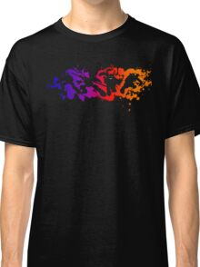 Gradient TMNT Classic T-Shirt